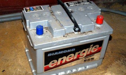Autobatterie Symbolbild